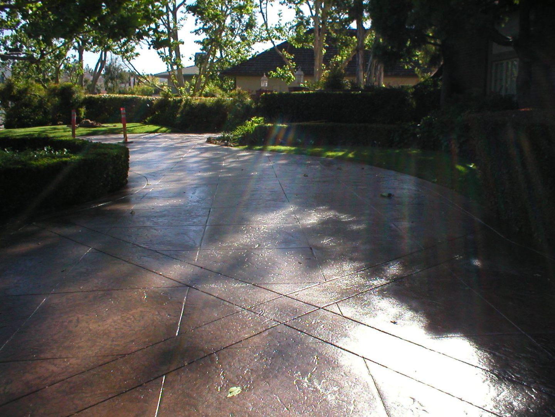 decorative concrete contractor orange county ca