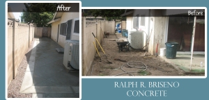 oc concrete contractor concrete drainage problems