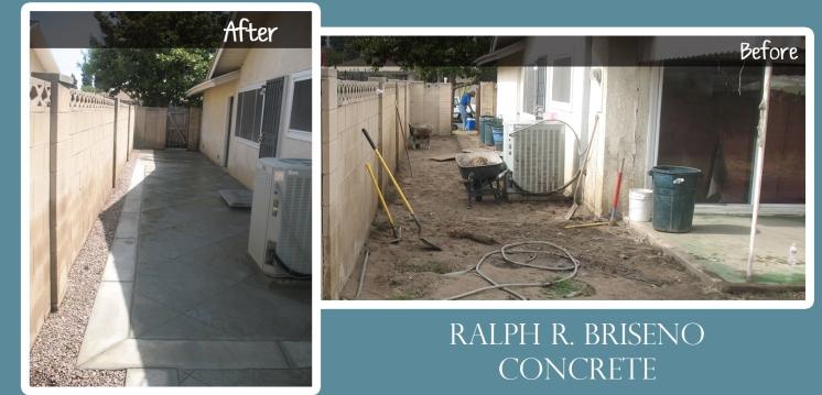 oc concrete contractor concrete drainage problems