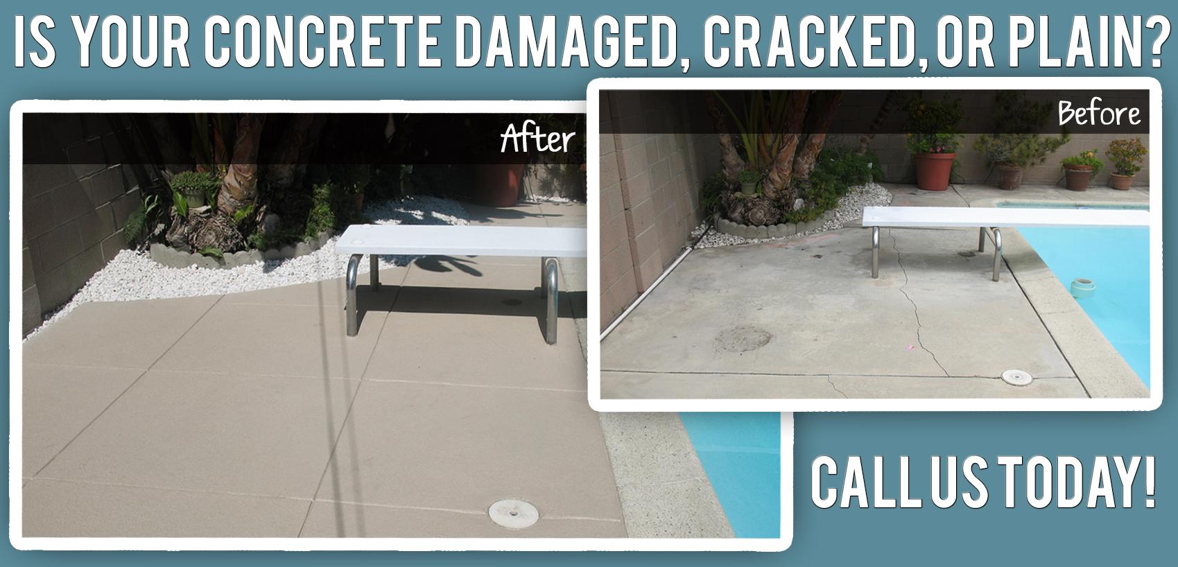 Orange County Ca Resurfacing Contractor Orange County Concrete